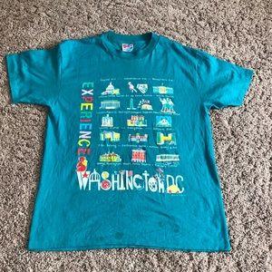 Vintage Washington DC Shirt